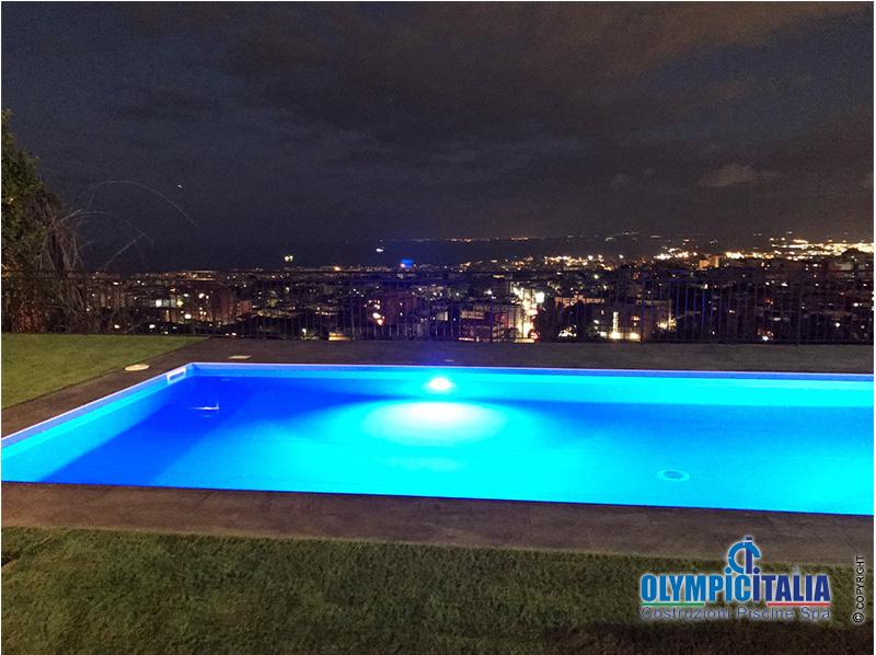 Costruzione piscine prefabbricata Catania