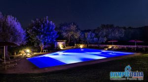 Costruzione Piscina per bed and breakfast Agrigento
