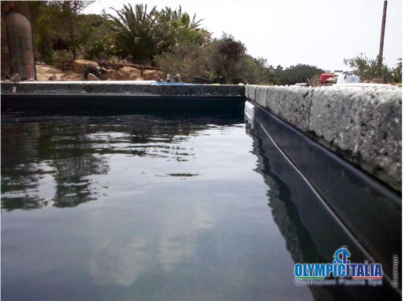 Costruzione Piscina Pantelleria