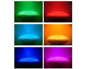 Illuminazione LED Piscina Agrigento